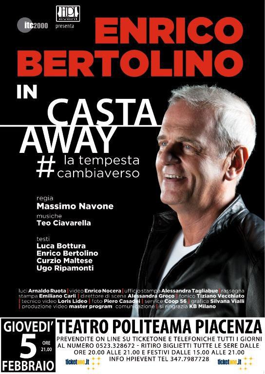 LOCANDINA2015 Bertolino in Casta Away
